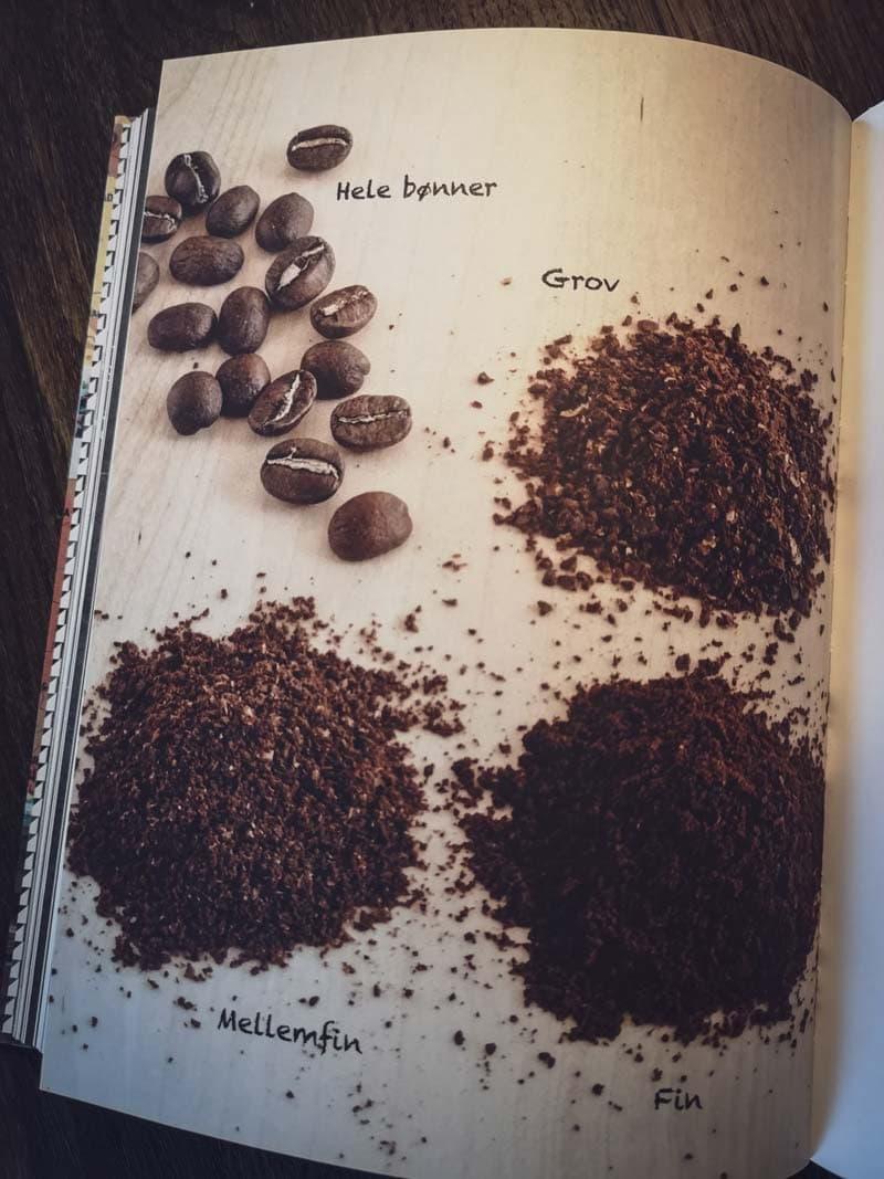Den perfekte introduktion til den bedste kaffe.