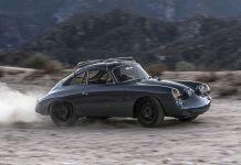 Emory Motorsports: 1964 Porsche 356 C4S AWD