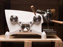 Your personalized espresso machine by Slayer