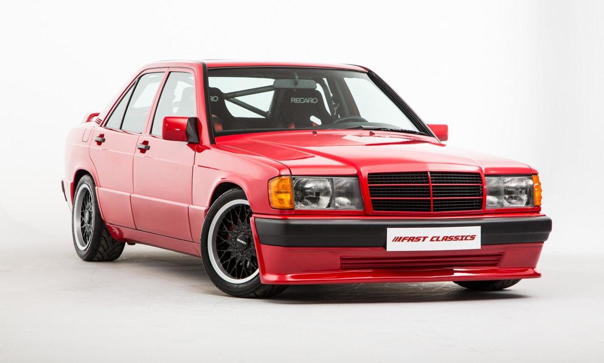 1989 Mercedes Brabus 3.6S Lightweight