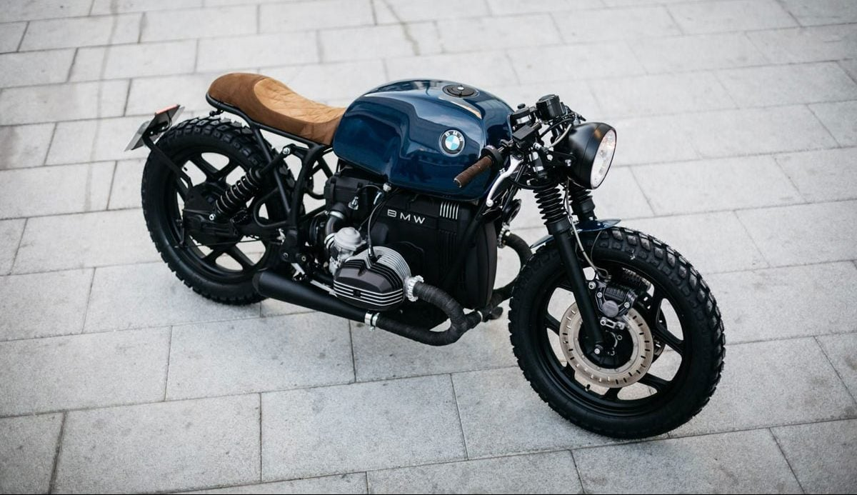 Bmw R80 Cafe Racer By Roa Motorcycles Old News Club