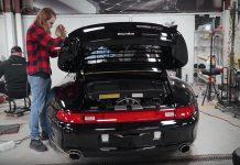 Chicago Auto Pros spent 130 Hours Detailing a Porsche 911