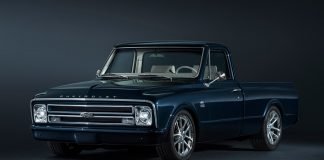 Custom 1967 Chevy C10 Truck Celebration