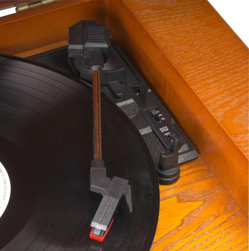 LP'erne kan findes frem igen