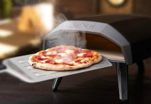 Gas-powered outdoor pizza oven: Koda by Ooni