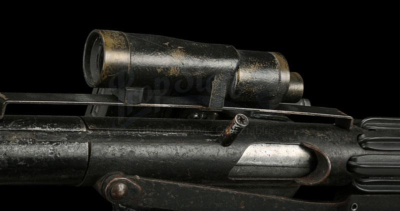 Star Wars gun scope from movie prop