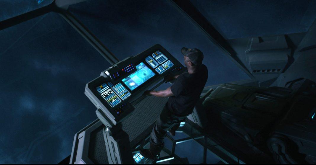 Prometheus Bridge command console for sale-001