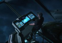 Prometheus Bridge command console for sale-001