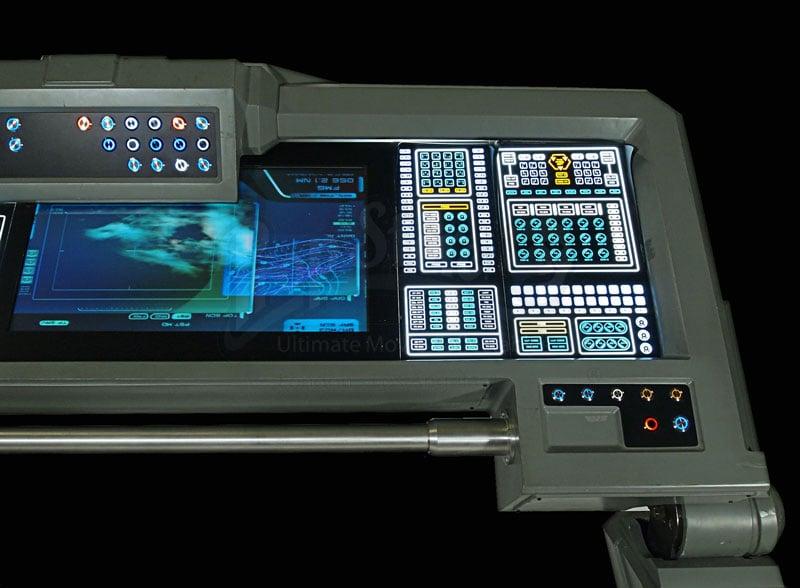 Prometheus Bridge command console for sale