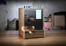 ROEST professional coffee sample roaster