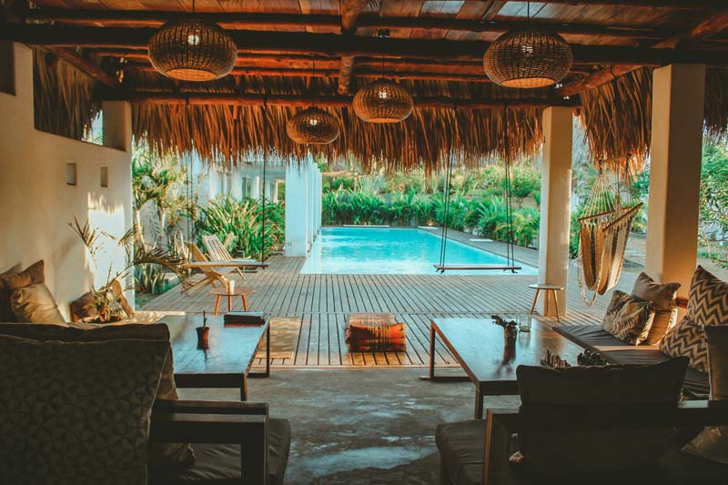 Swell – a Surf & Lifestyle Hotel in Guatemala has opened its doors to surfers and travelers from around the world. Take a look inside the elegant