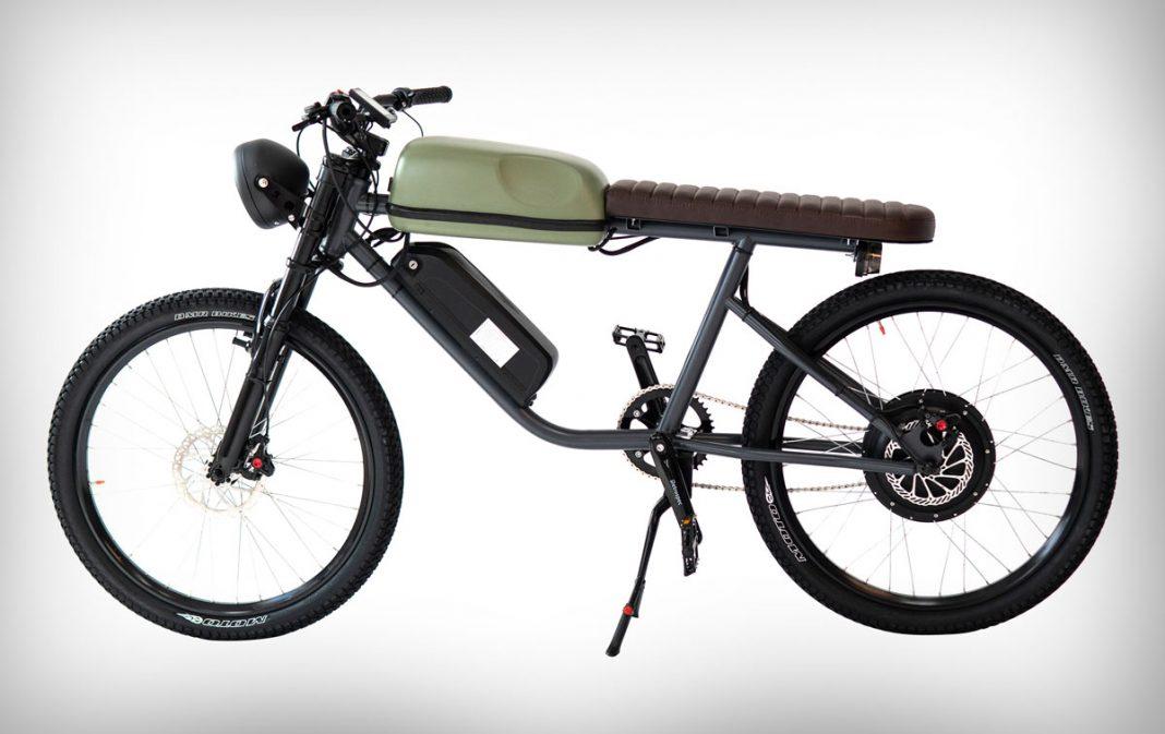 Titan R by Tempus Electric Bikes