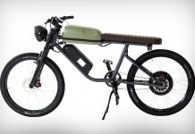 Titan R by Tempus Electric Bikes