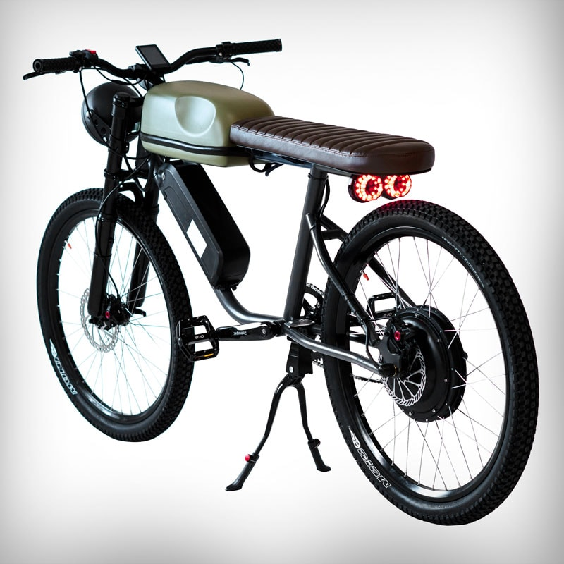 M And R Electric >> 1000w Titan R By Tempus Electric Bikes Old News Club