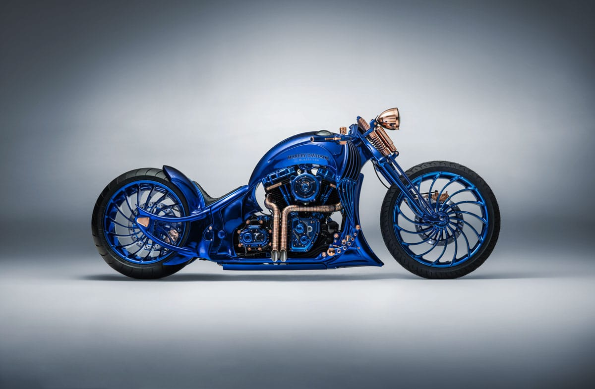 The world's most expensive motorcycle by Bucherer