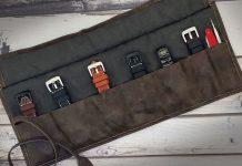 Top 10 best watch rolls: Metier Life Watch Roll for Travel Storage