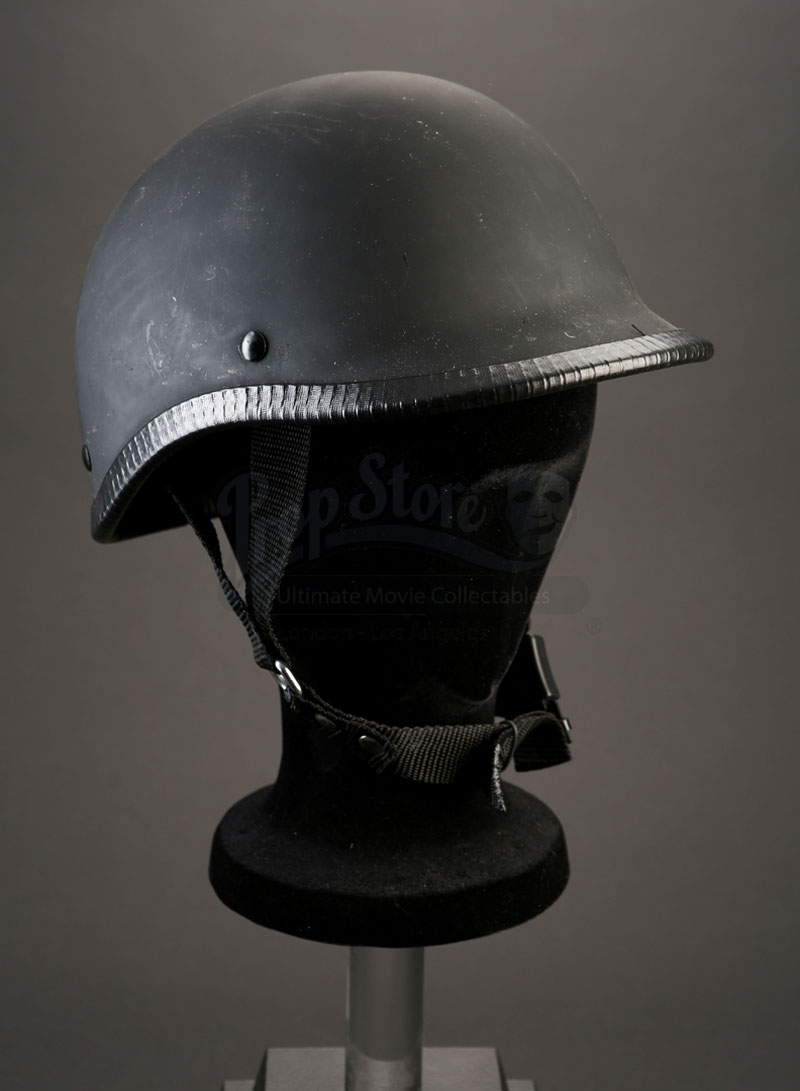 Top-10 movie props: Sylvester Stallone's motor cycle helmet from The Expendables
