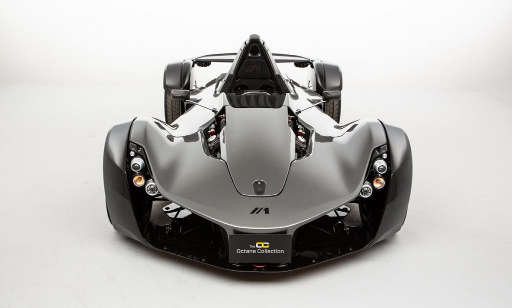 Bac Mono – the road legal race car