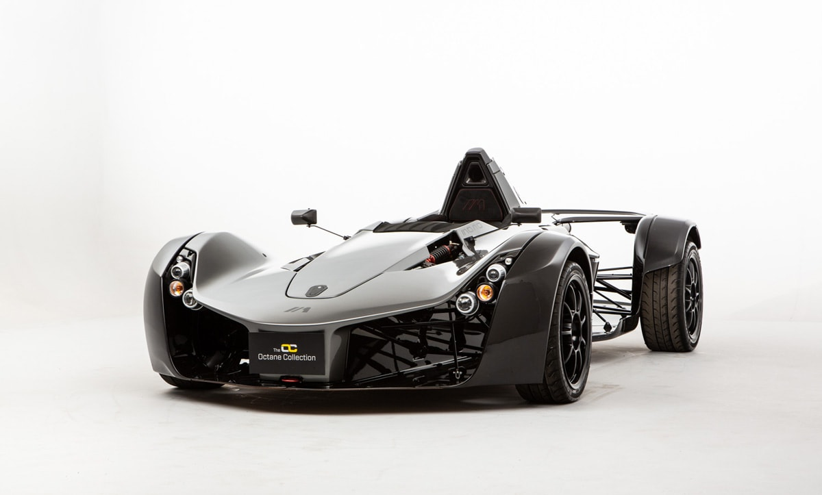 Bac Mono – the road legal race car