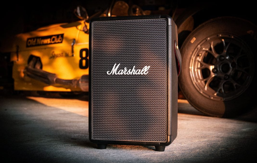 Marshall Tufton portable loudspeaker review