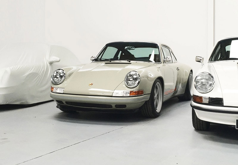 Theon Design restores classic Porsche 911s to perfection