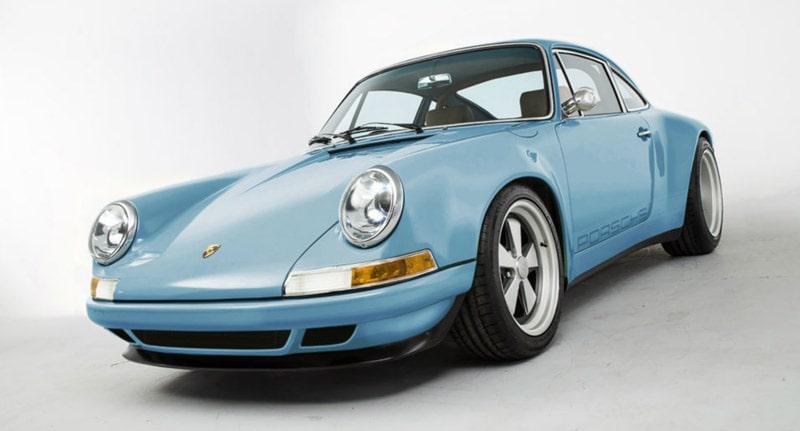 Theon Porsche recreation costs between £155-185,000 GBP