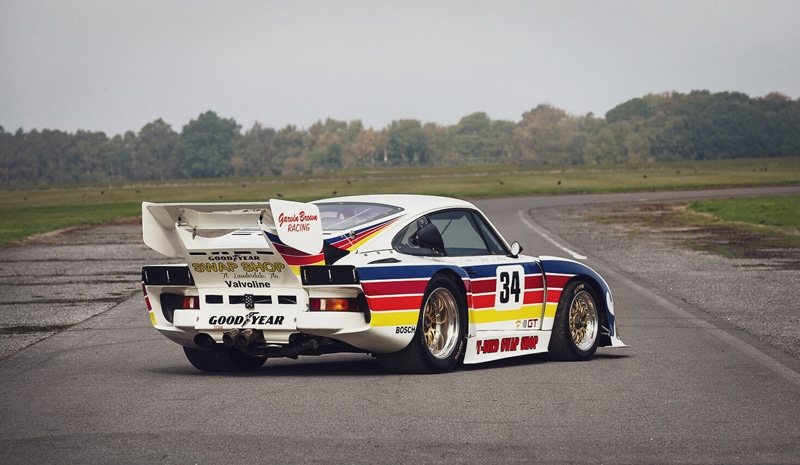 1978 Porsche 935 K3: racing edition by the Kremer Brothers