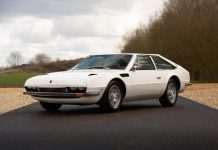 Lamborghini Jarama GT: the last four-seated V12 grand tourer