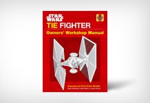 Star Wars TIE Fighter owner's manual by Haynes
