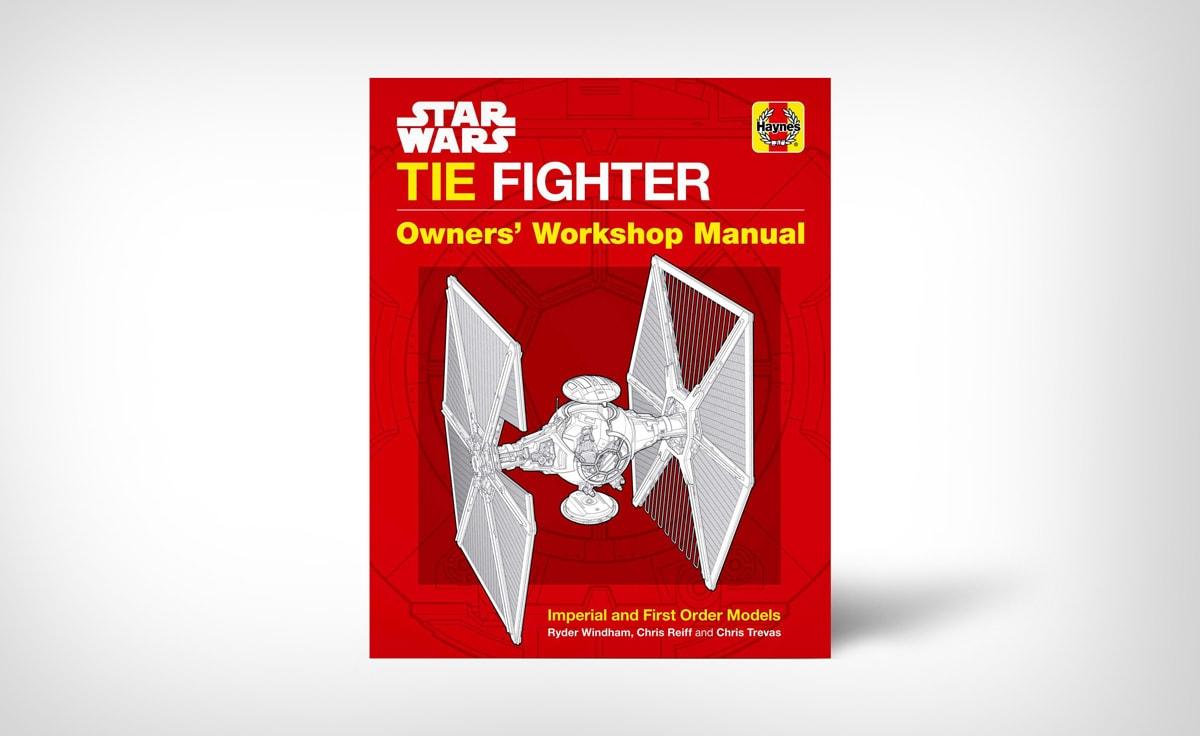 Star Wars TIE Fighter owner's manual by Haynes