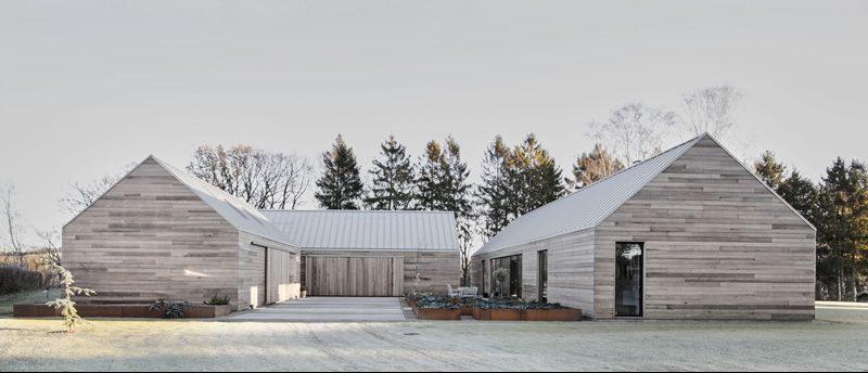 Casa Ry – nyfortolkning af den klassiske bondegård