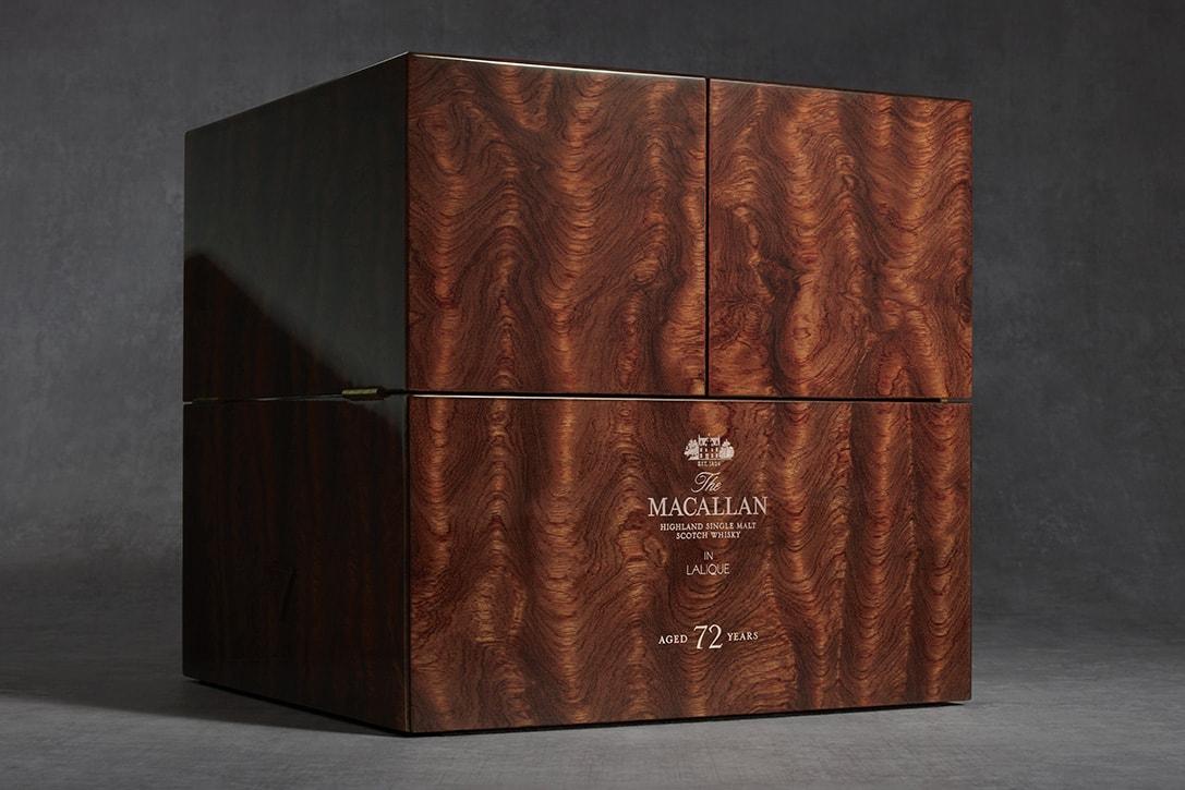 Macallan Genesis Decanter 72-Year: The oldest Macallen single malt