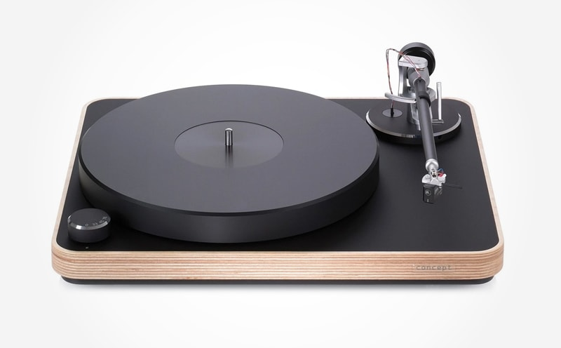 Top 6 high-end wooden turntables clearaudio concept wood turntable carbon tonearm