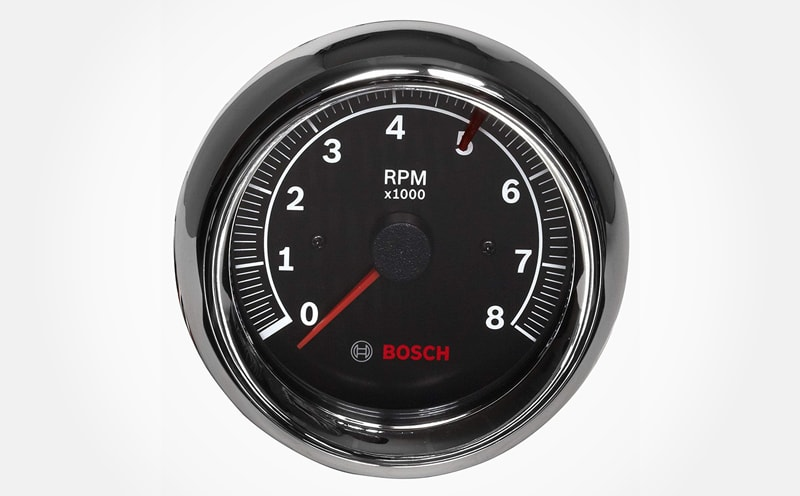 Best Classic Gauges For your Classic Car Bosch tachometer