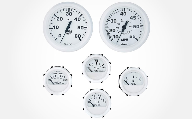 Best Classic Gauges For your Classic Car Faria