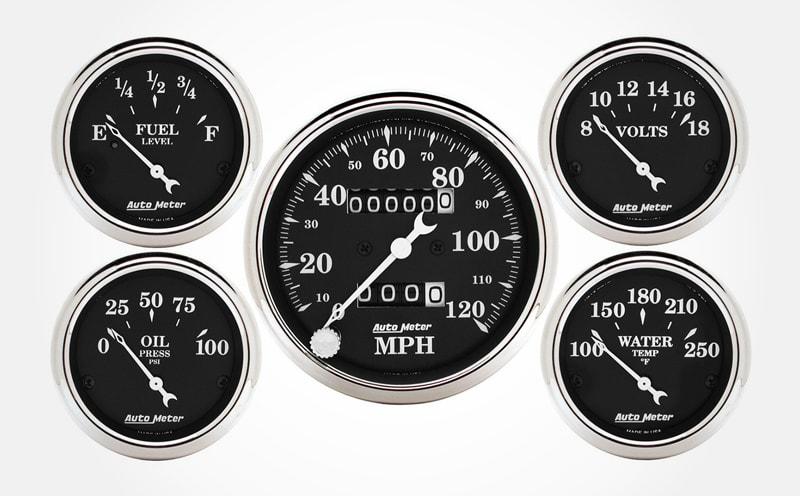 Best auto meter gauge