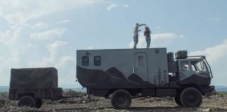 Couple Transformed a Military Truck Into Mobile Home