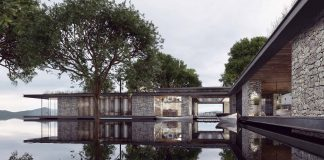 Floating Architecture: The Loch Eight House