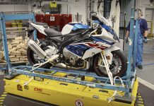 Inside BMW Motorrad's Factory: How BMW S1000RR Is Made