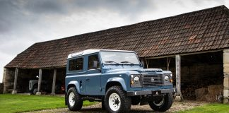 Land Rover Defender D90 Reincarnation by Arkonik
