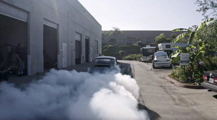 The Fastest Porsche 912 – Powered by Tesla