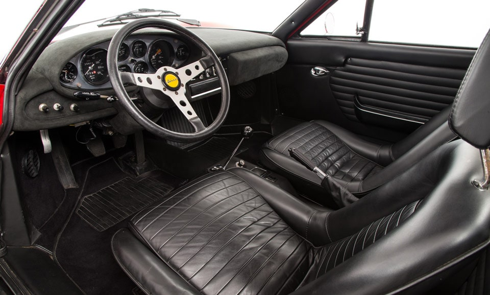The Affordable Ferrari Dino 246 GT