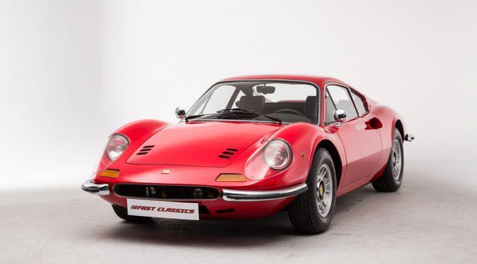 The Affordable Ferrari Dino 246 GT
