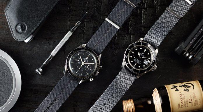 Classic single pass watch straps by RSM Watch Straps