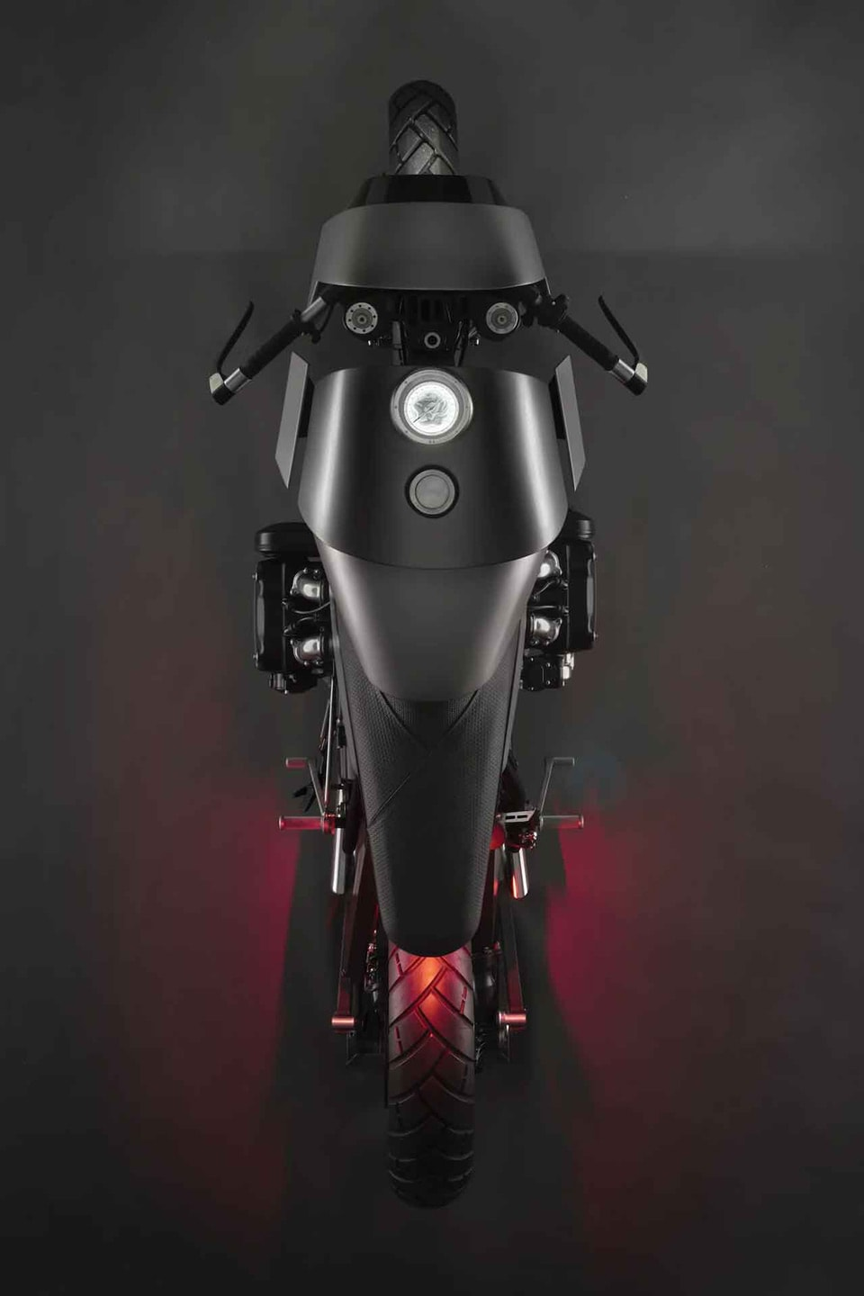 Custom Goldwing Kenzo by DMOL is Inspired by Ancient Samurai