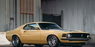 Robert Downey Jr 1970 Ford Mustang Boss 302 09