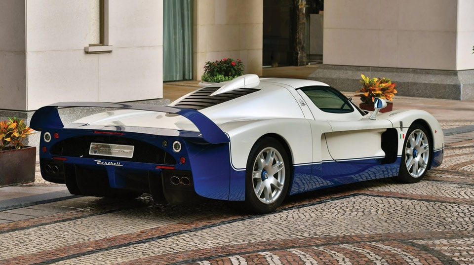 2005 Maserati MC12 – still for sale
