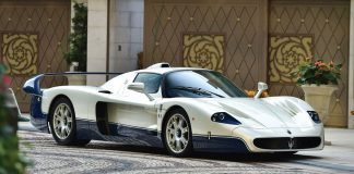 The Ultimate Supercar Auction By RM Sotheby's And Formula One Group