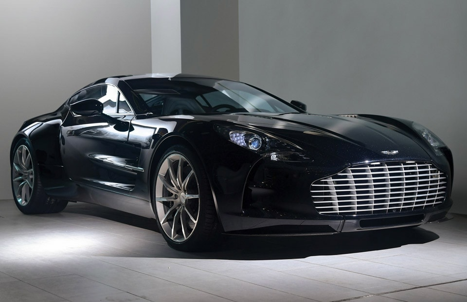 2011 Aston Martin One-77 - Price $1,440,625