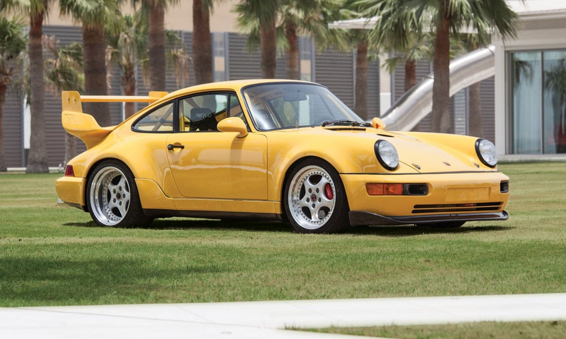 1993 Porsche Carrera RSR 3.8 - Price $782,500